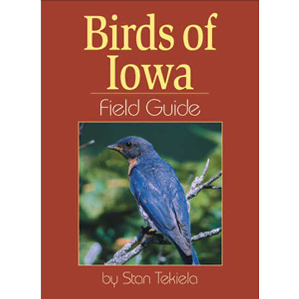 Birds of Iowa Field Guide