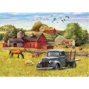 Summer Afternoon on the Farm 1000 pc Puzzle