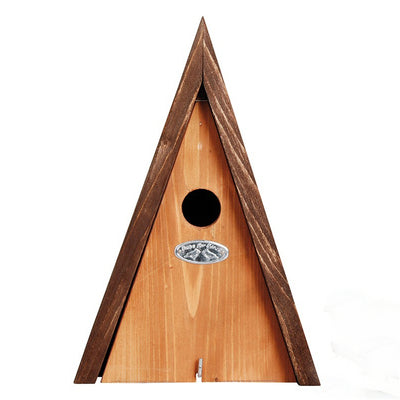 Nesting Box Bird House - A Frame