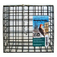 Suet Cake Wire Bird Feeder Small