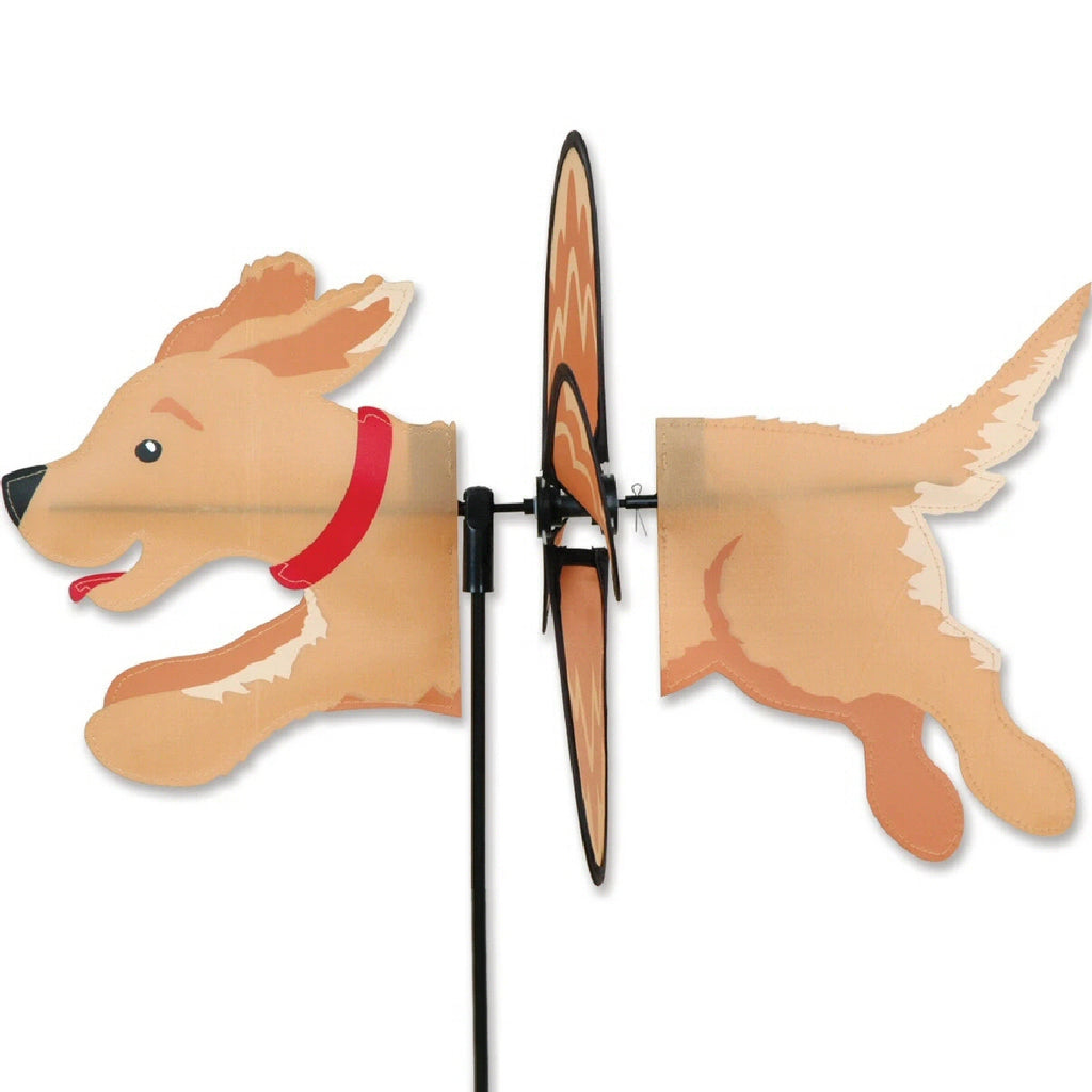 Petite Wind Spinner Retriever 19 inch
