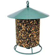Classic Seed Log Hanging Bird Feeder