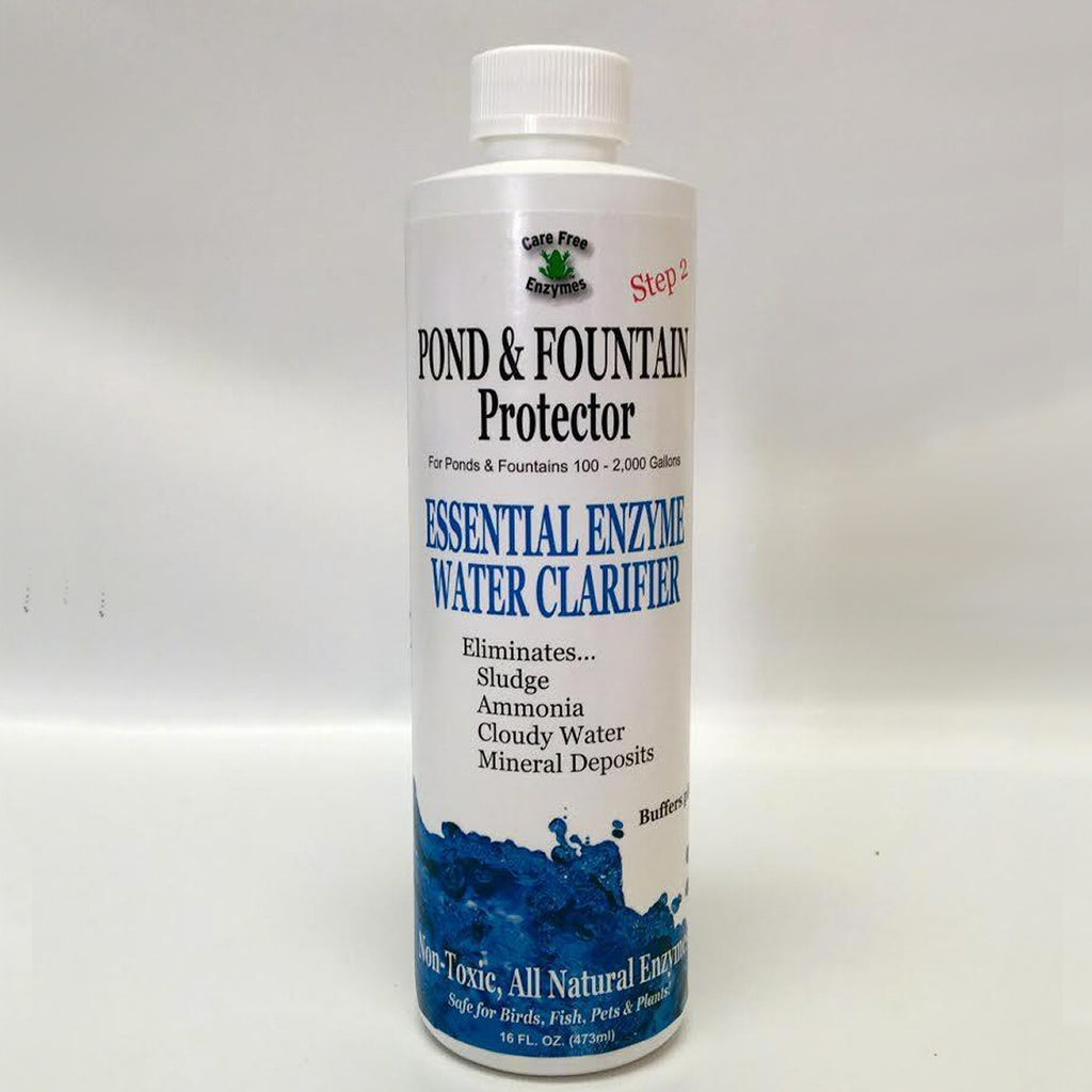 Pond & Fountain Protector All Natural 16 oz
