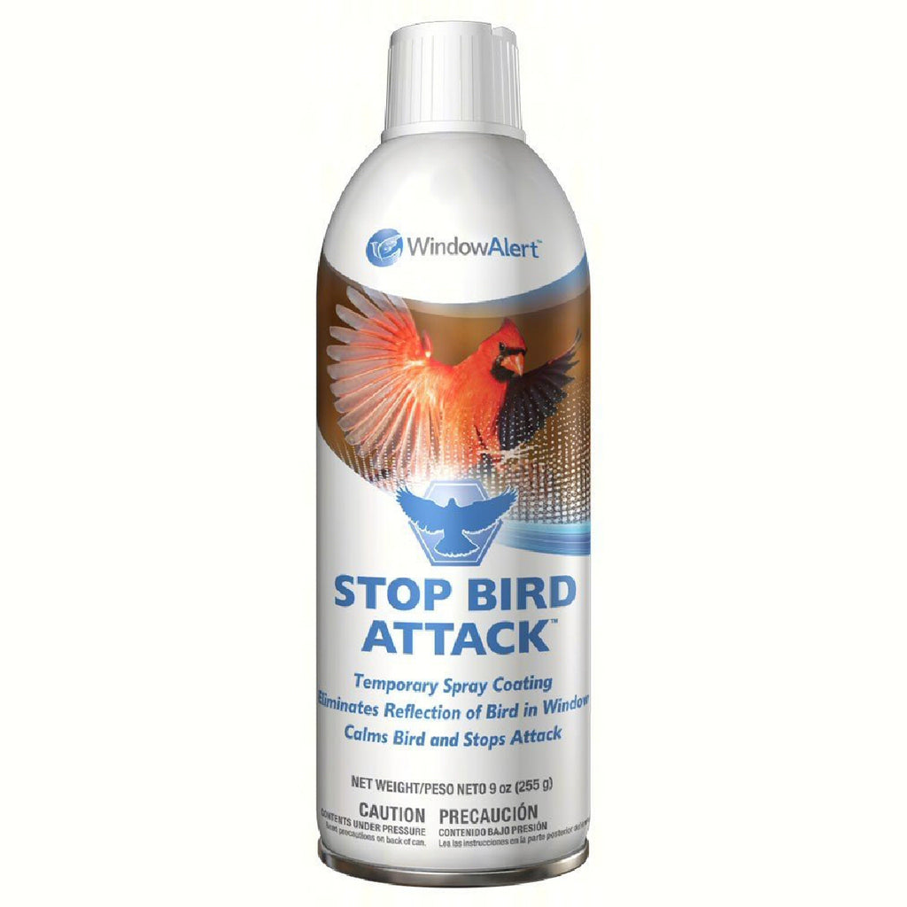 Stop Bird Attack Window Spray 9 oz
