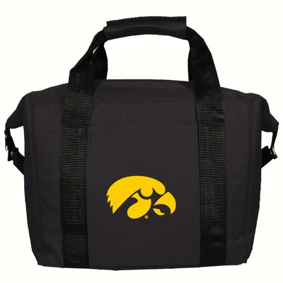 Kooler Bag Iowa Hawkeyes (Holds a 12 Pack) - Momma's Home Store