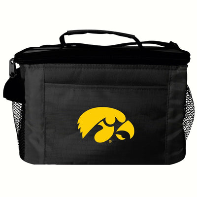 Kooler Bag Iowa Hawkeyes (Holds a 6 Pack) - Momma's Home Store