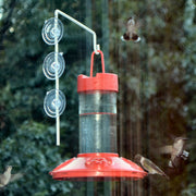 Dr JBs Hummingbird Feeder w/Window Hanger