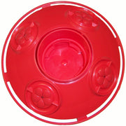 Dr JBs 4 Port Feeder Base Red - Momma's Home Store