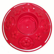 Dr JBs 8 Port Feeder Base Red