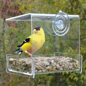 Clear View Mini Window Feeder