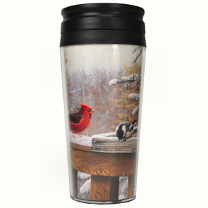 Entertaining Friends Thermal Mug