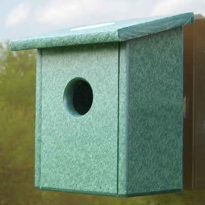 Nest View Window Bird House