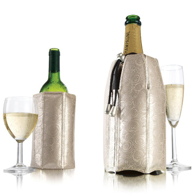 Active Cooler Wine & Champagne Chiller Set