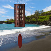 Aloha Purple Passion Wind Chime