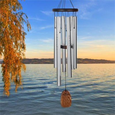Amazing Grace Affirmation Wind Chime