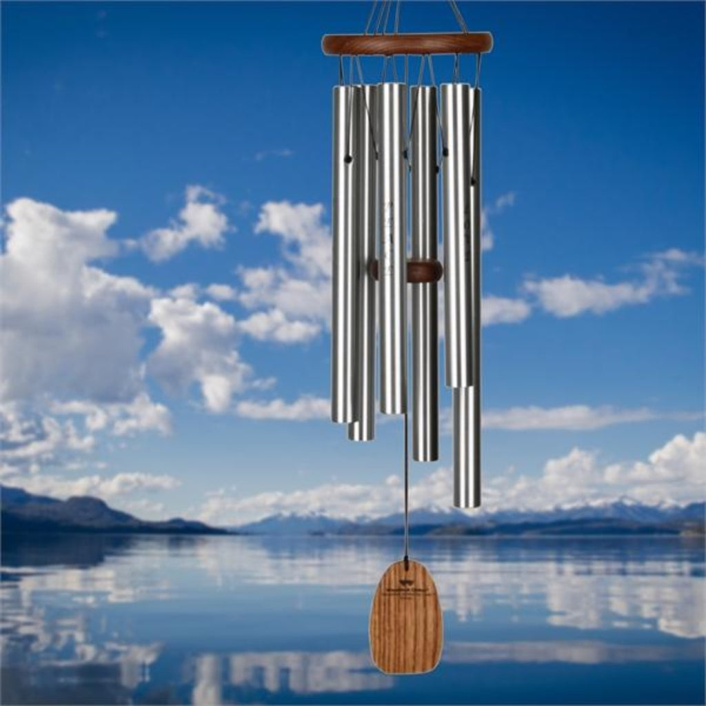 Virtues Affirmation Wind Chime