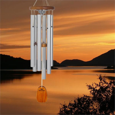 Amazing Grace Memorial Urn Wind Chime