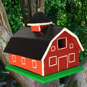 Horse Stable Wooden Birdhouse