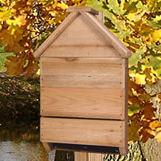 Bat Abode Rough Cedar Bat House