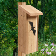 Bachelor Pad Cedar Bat House