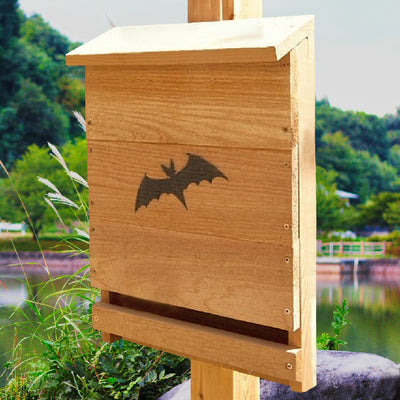 Single Cell Shelter Bat House