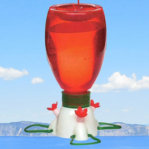 Big Red Hummingbird Feeder