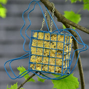 Bird Suet Cage Bird Feeder
