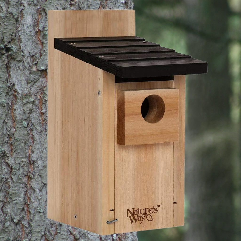 Bluebird Nesting Box Birdhouse