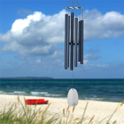 Bells of Paradise Pacific Blue Wind Chime 44""