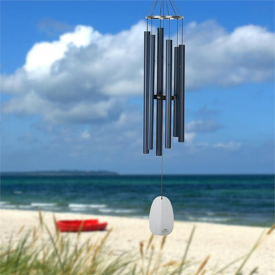 Bells of Paradise Pacific Blue Wind Chime 44