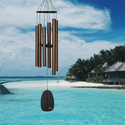 Bells of Paradise Bronze Wind Chime 32