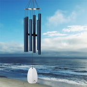 Bells of Paradise Pacific Blue Wind Chime 32""