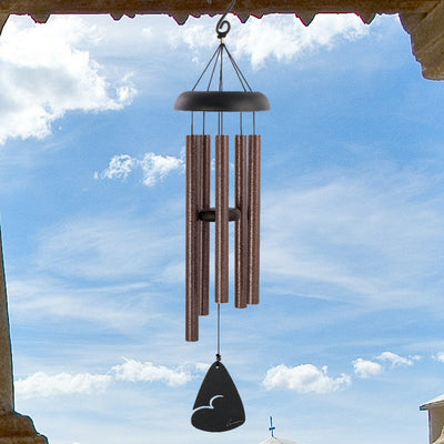 Bronze Fleck Signature Wind Chime 30 inch