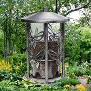 Butterfly Lantern Bird Feeder