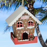 Candy Cane Lane Birdhouse
