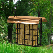Deluxe Suet Cage w/Copper Roof