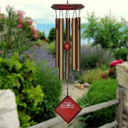 Chimes of Mars Bronze Wind Chime 17""