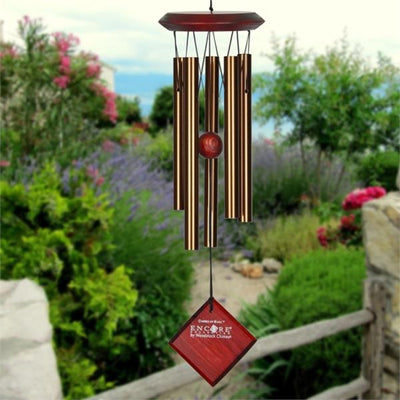 Chimes of Mars Bronze Wind Chime 17