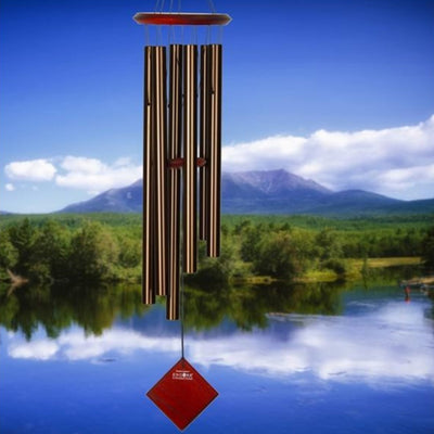 Chimes of Earth Bronze Wind Chime 37