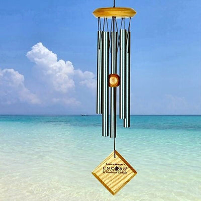 Chimes of Mercury Verdigris Wind Chime 14