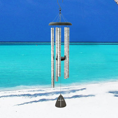 Footprints in the Sand Sonnet Wind Chime 44 inch