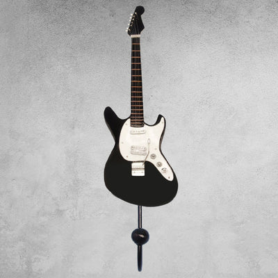 Jazzmaster Electric Guitar Wall Hook Black