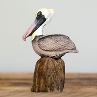 Pelican Figurine Table Sculpture