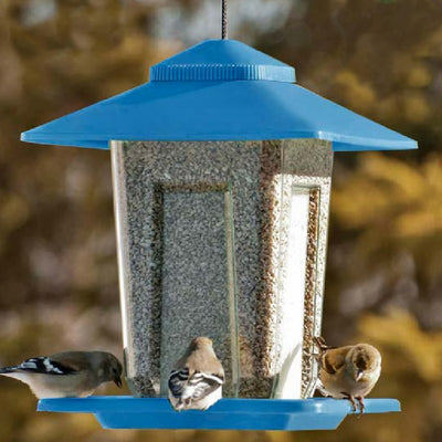 Classic Prairie Hopper Bird Feeder - Momma's Home Store