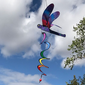 Dragonfly Twister Wind Spinner