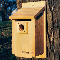 Traditional Cedar Bluebird House