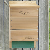 OBC Triple Chamber Bat House
