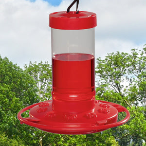 Wide Mouth Hummingbird Feeder 16 oz