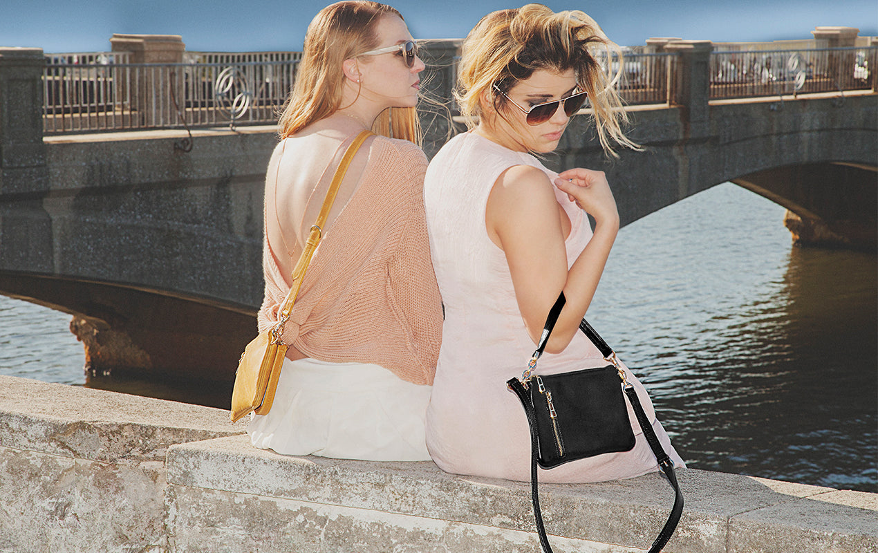 The Runway Convertible Crossbody
