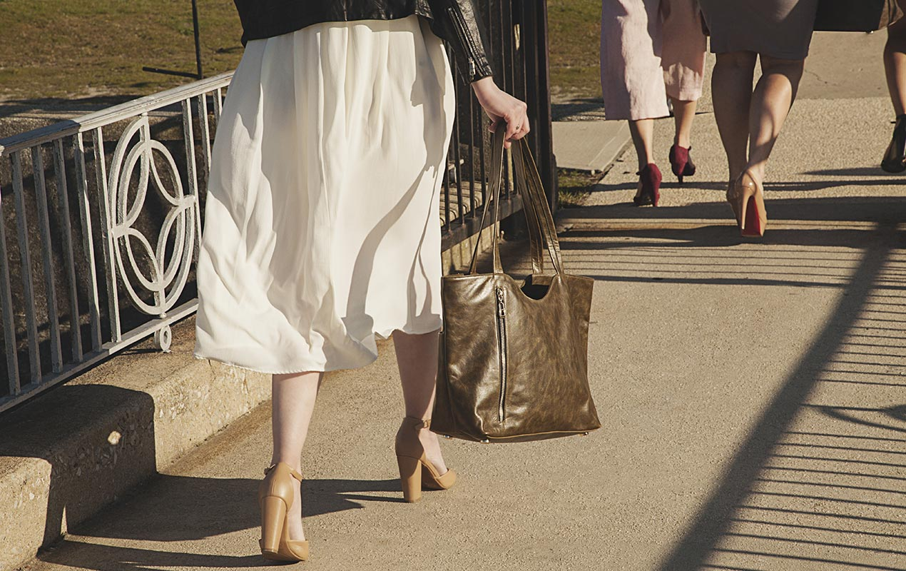 The Timeless Tote